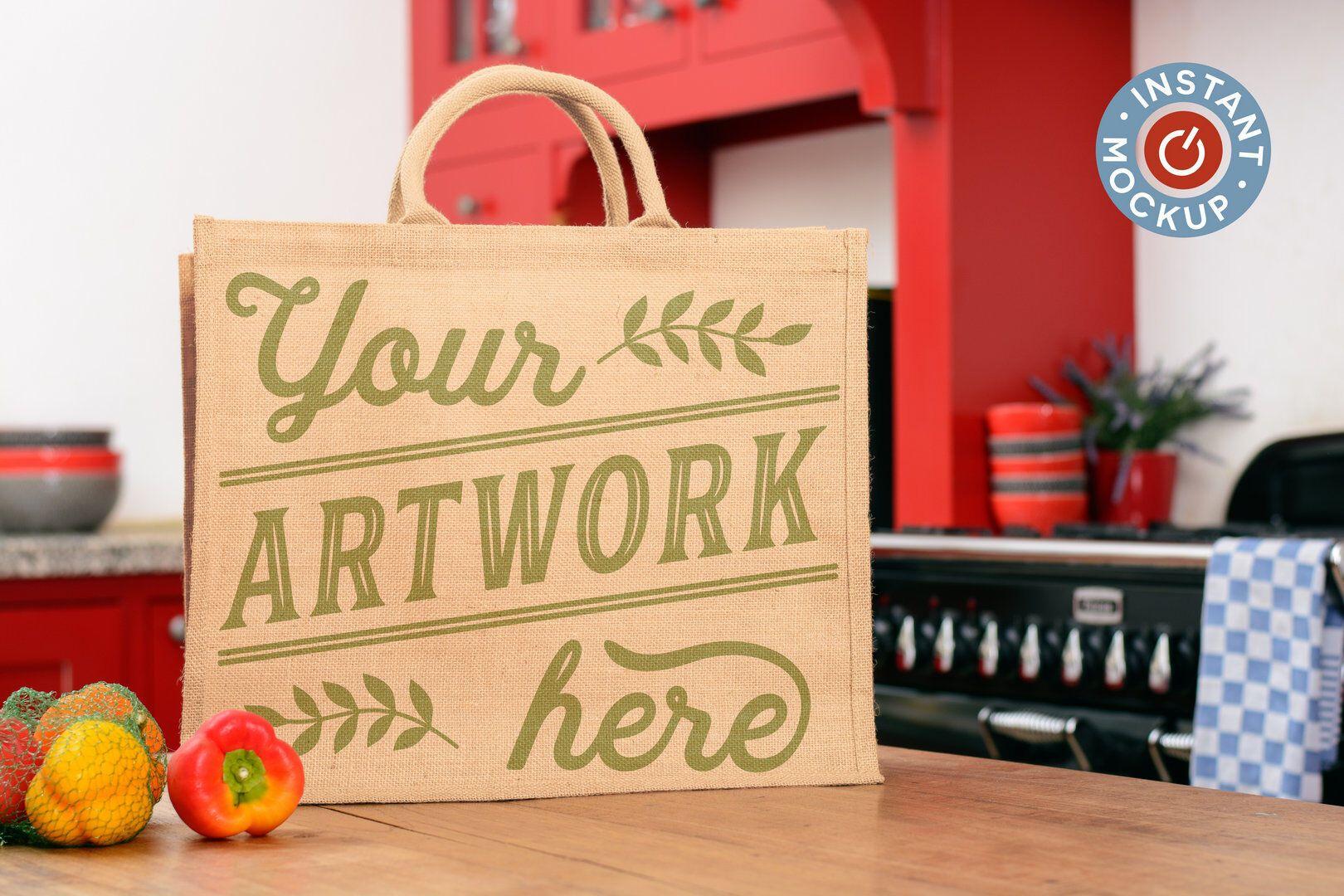 Download Burlap Shopping Bag Mockup Tote Bag Mock Up Jute Bag Mock Up By Brintus Art Thehungryjpeg Com Mock Design Mockup Free Free Packaging Mockup Free Psd Design