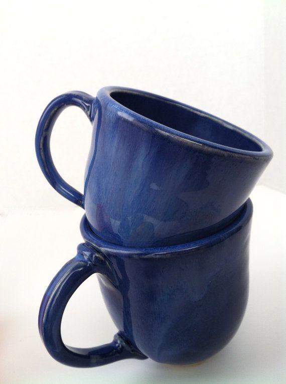 Indigo Blue Teacup (1)