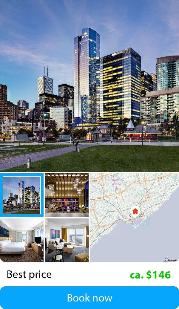 Delta Toronto (Toronto, Canada) – Book this hotel at the cheapest price on sefibo.