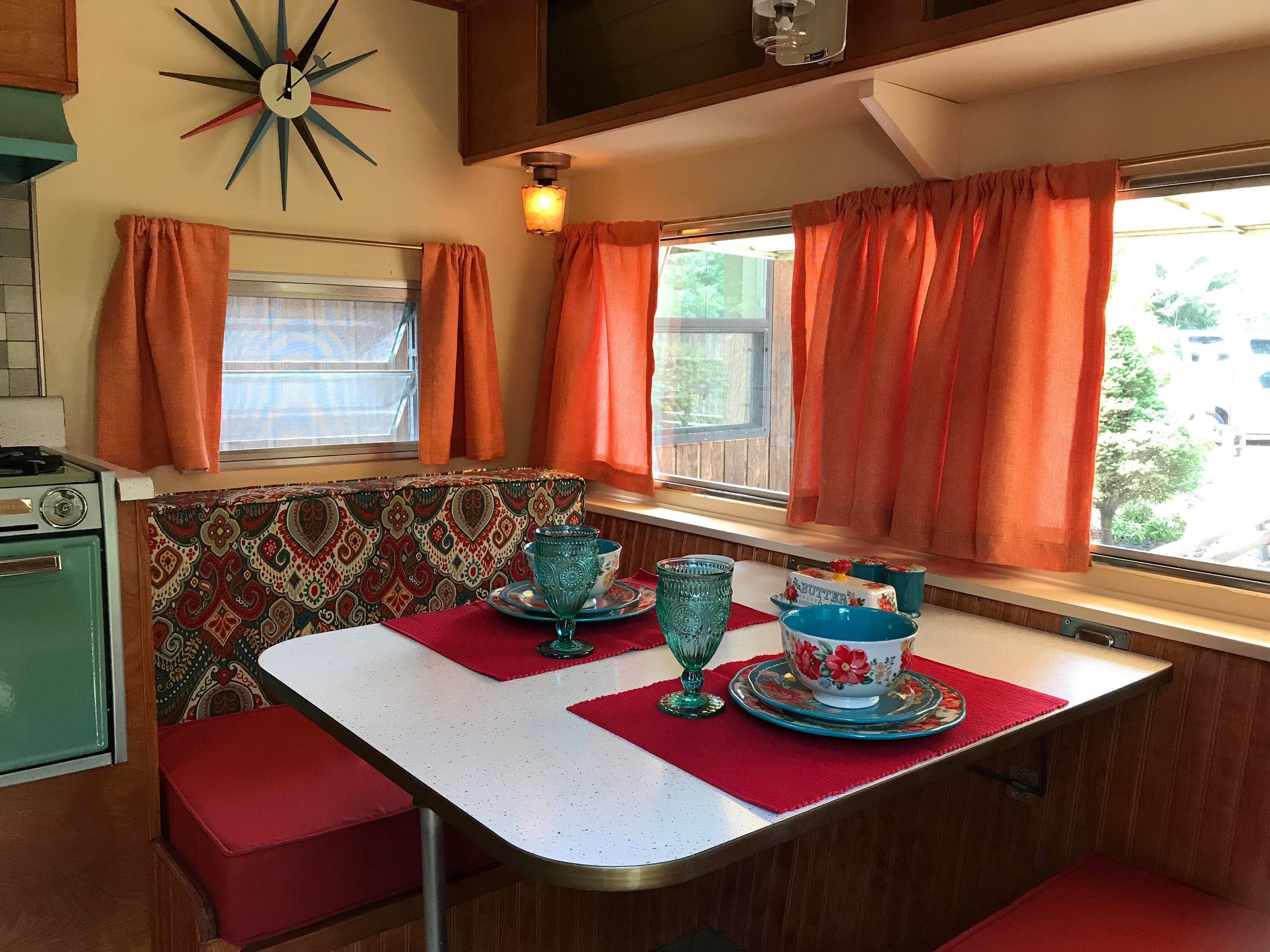 Rv Camper Cushion Covers Upholstery For Rvs Campers Motor Homes