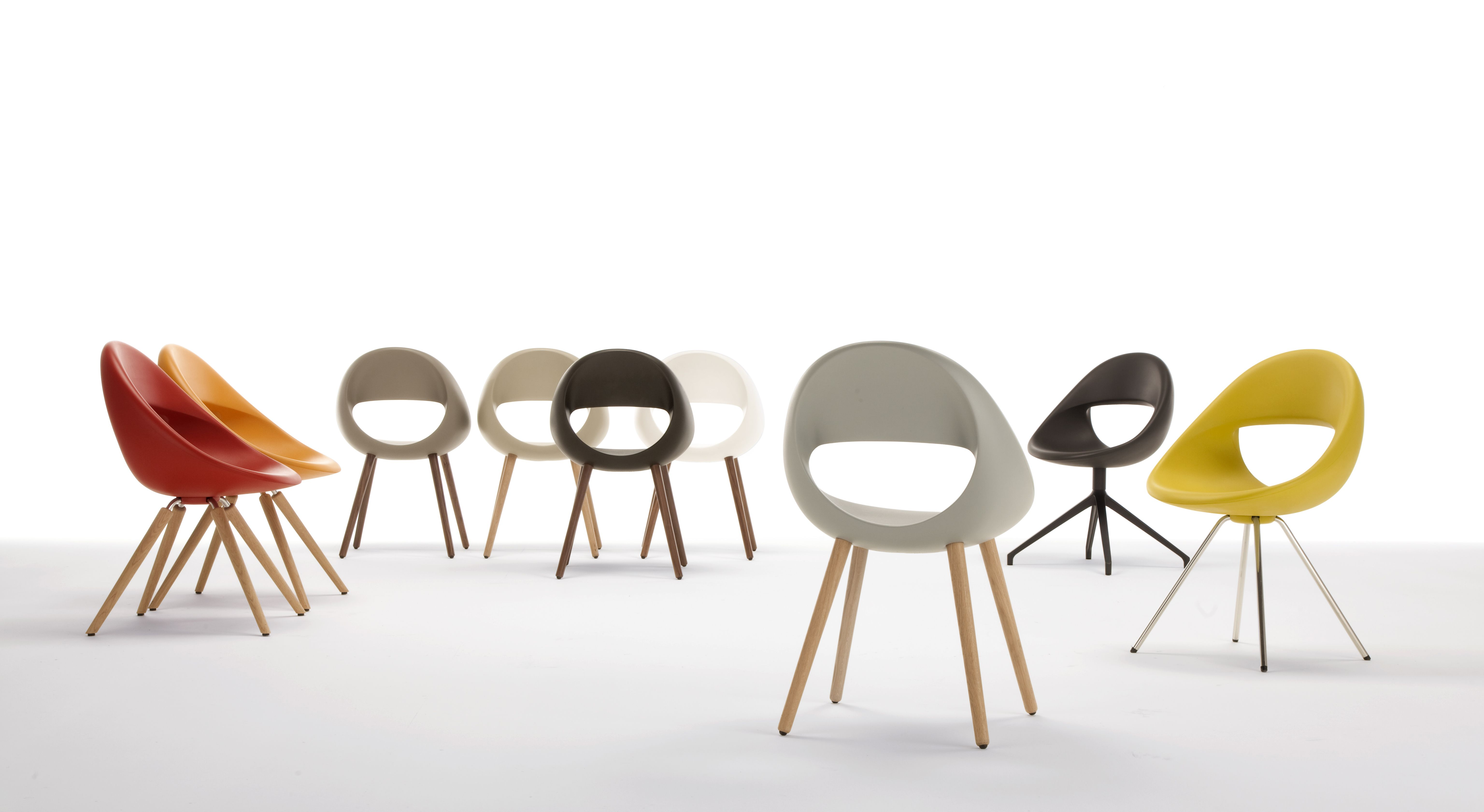 Lucky By Tonon Is A Funny And Universal Chair, Usable For Cafeterias And  Wine Bars, Suitable For Waiting Or Meeting Rooms And, Of Course, Perfect At  Home.