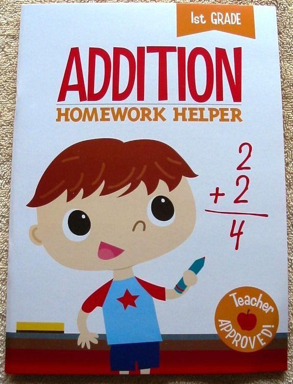 addition homework helper