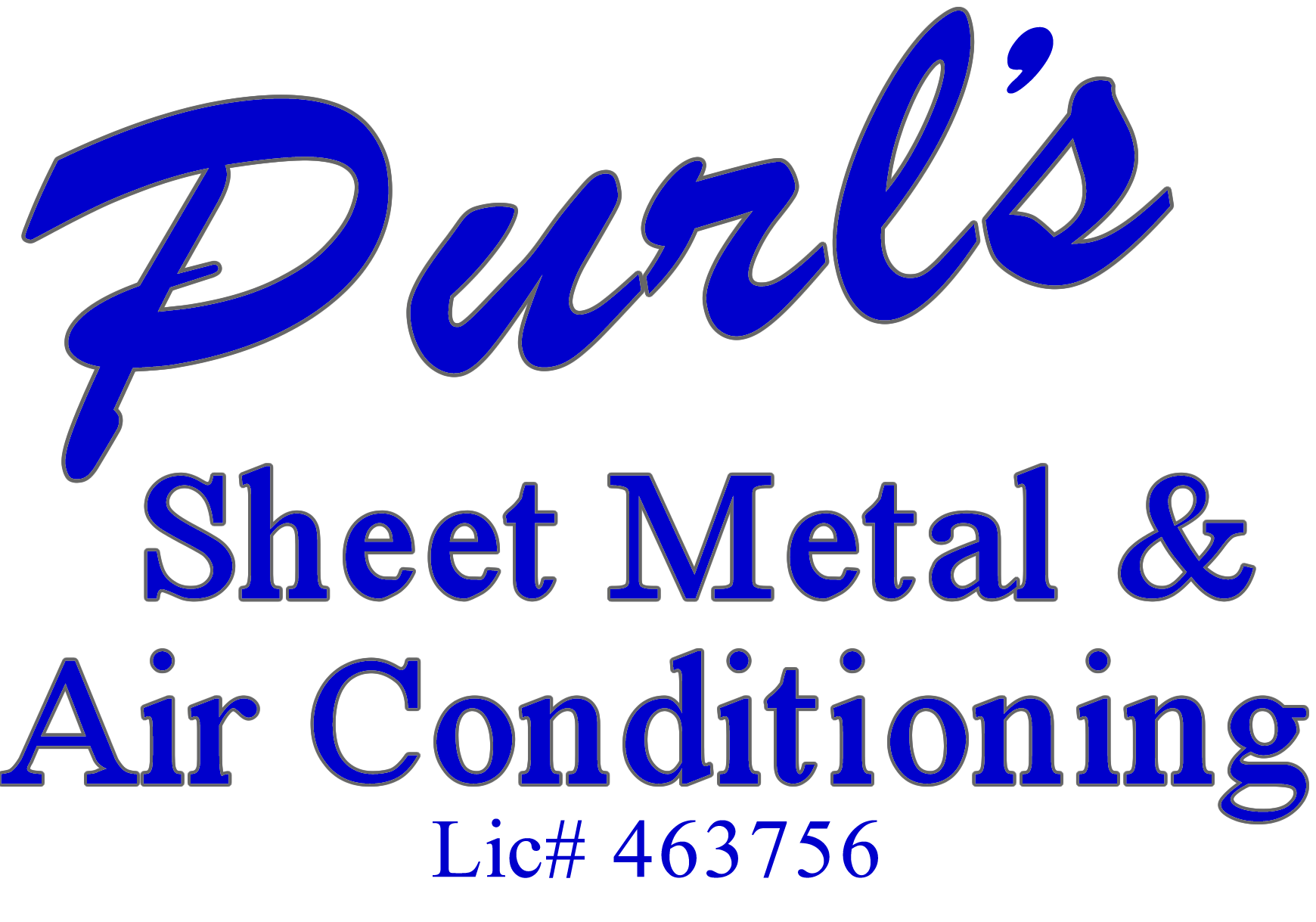 Purl S Sheet Metal Air Conditioniong Madera Ca Specializing In