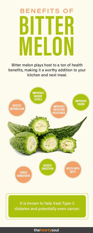 苦い食糧は癌と戦う