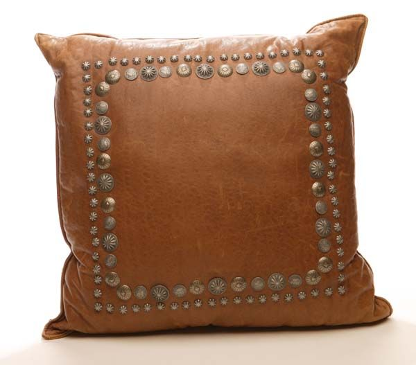 Great Bandolier Western Pillow Double D Ranch Pillows