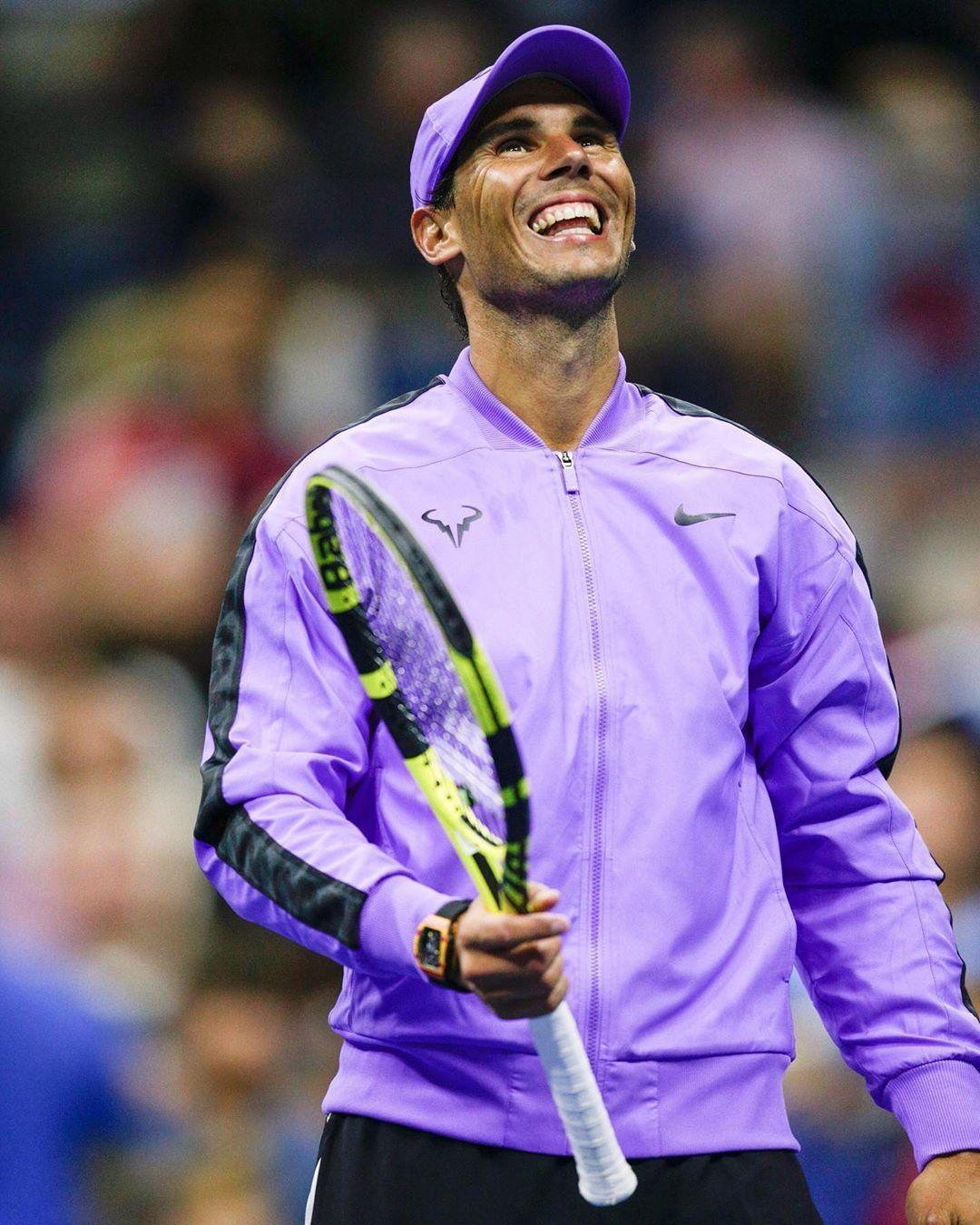 Gq On Instagram Rafael Nadal In Two Big Fits Bigfitoftheday Rafael Nadal John Millman Rafa Nadal