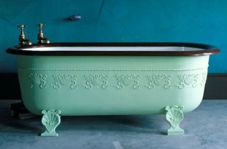 Decorating With Claw Foot Tubs Tub Bathroom Fixtures Teal Baths
