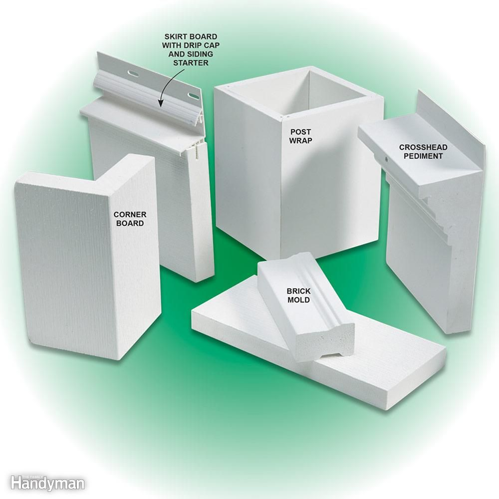 Tips for Working with PVC Trim | Pinterest
