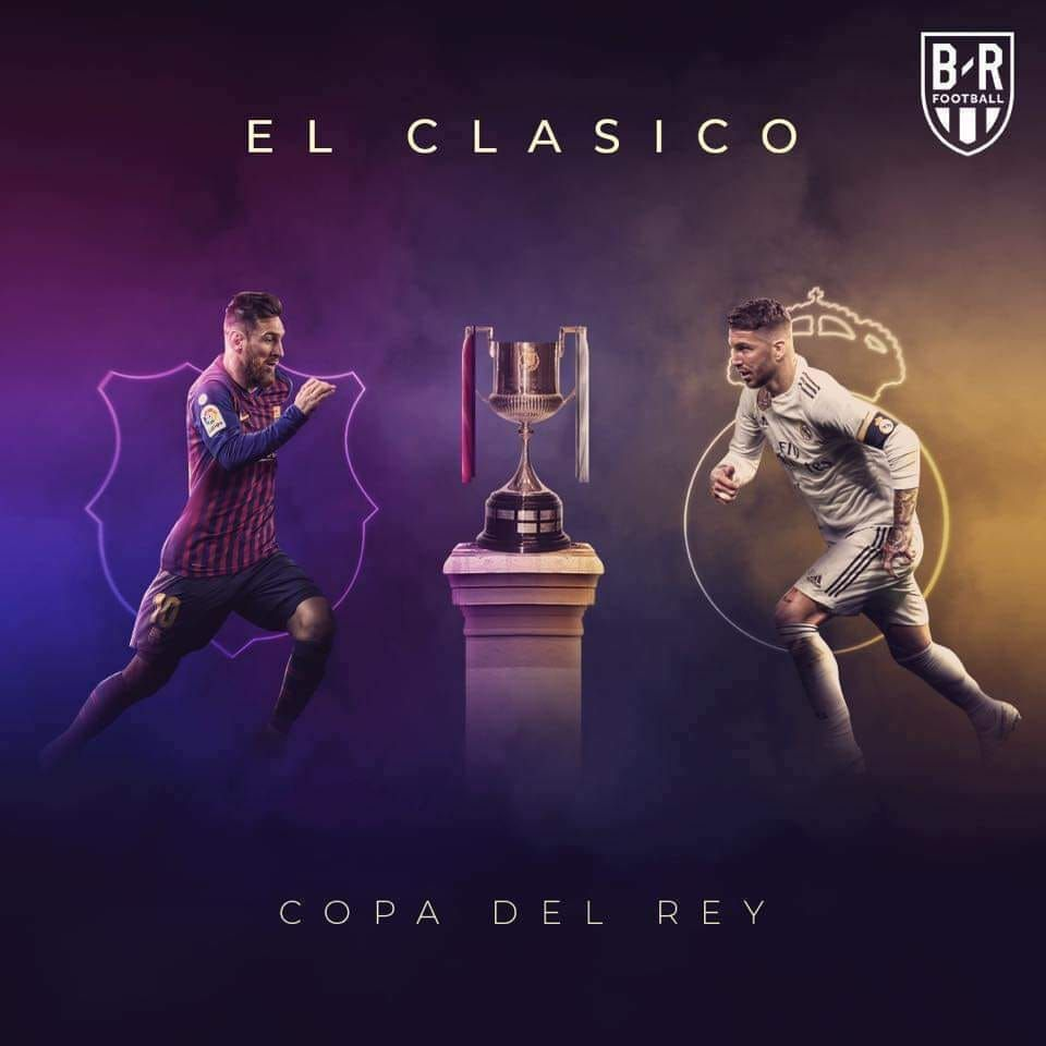 El Clasico Barcelona Vs Real Madrid Lionel Messi Instagram Messi And Ronaldo