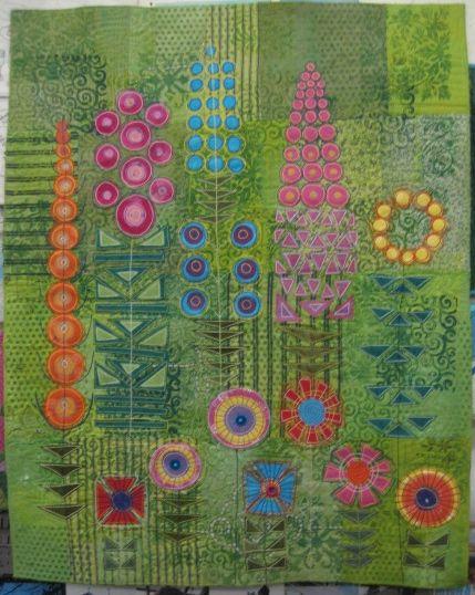 1950's flowers - gilliantravis
