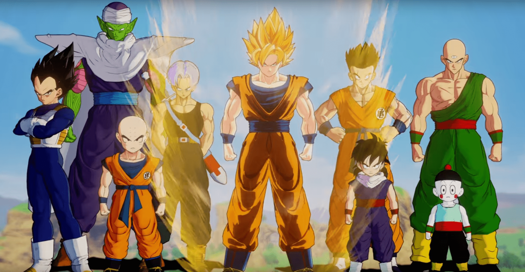 Dragon Ball Z Kakarot Releases A New Patch, And Here's Everything That Was Updated Or Added  happygamer.com #GAMES #happygamer #gamesnews #gaming #games