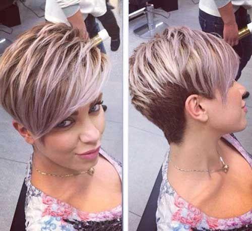 25 Pixie Style Haircuts H A I R Pinterest Short Hair Styles