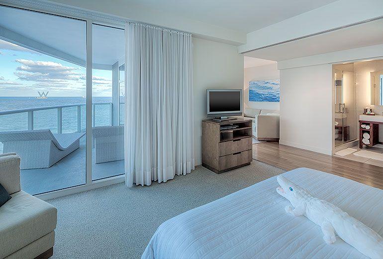 Marvelous Suite W Fort Lauderdale W Fort Lauderdale Fort Lauderdale Hotels Hotel