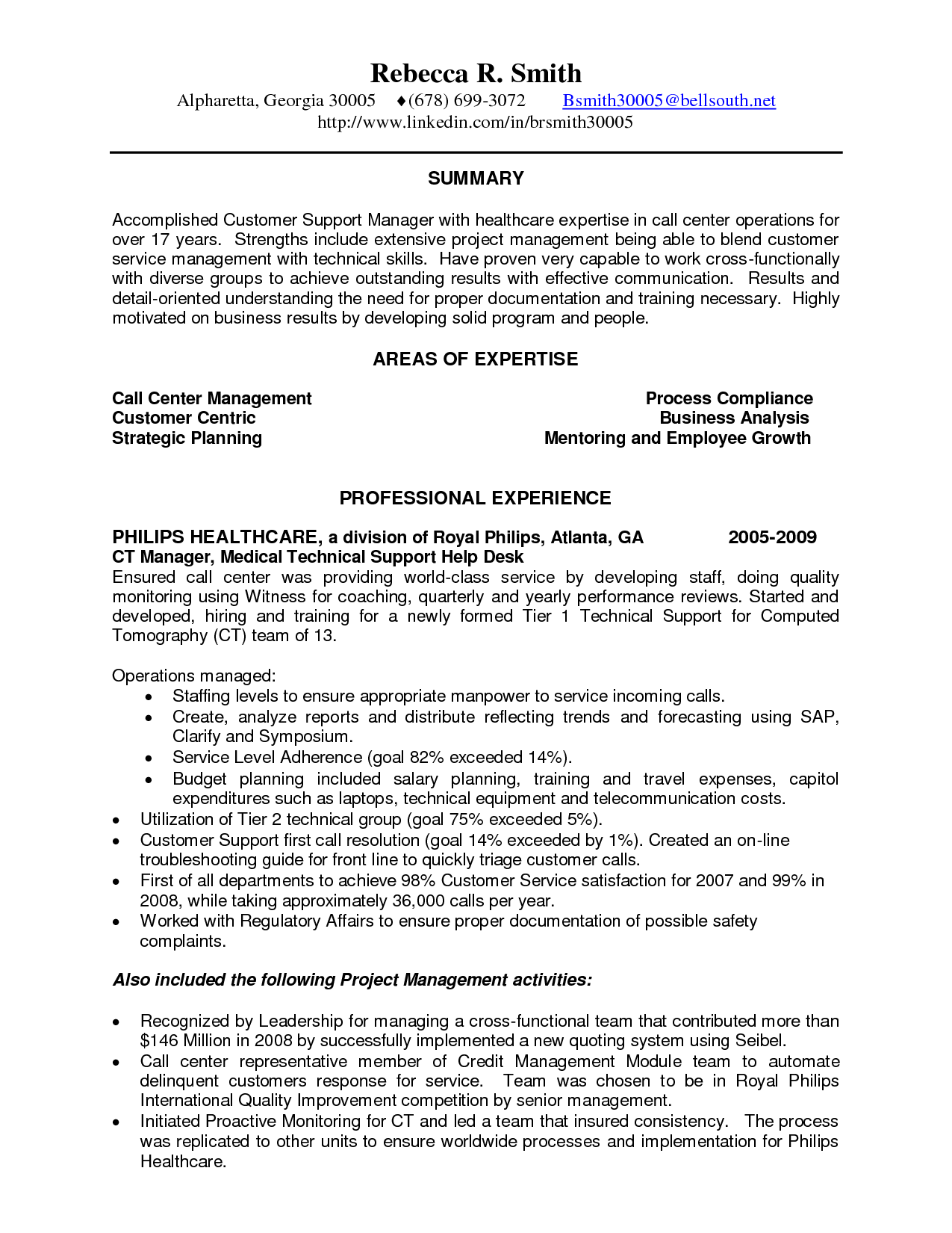 Call Center Resume Template Resume Skills Summary Customer Service Examples Doc  Home Design