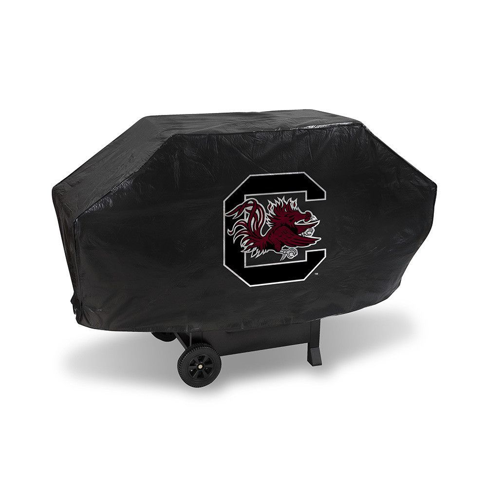 South Carolina Gamecocks NCAA Deluxe Barbeque Grill Cover