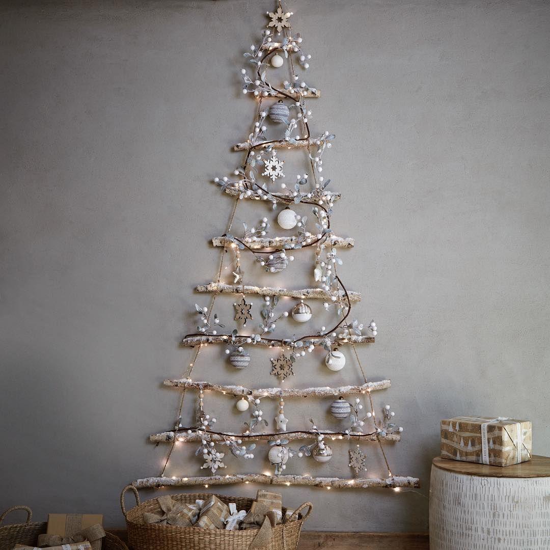 Nadelfrei UND nachhaltig: 5 geniale Weihnachtsbaum-Alternativen