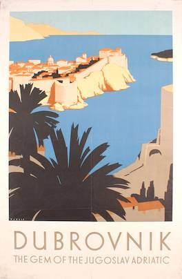 Dubrovnik. The gem of the jugoslav adriatic, Wagula, Hanns, 1931 ...