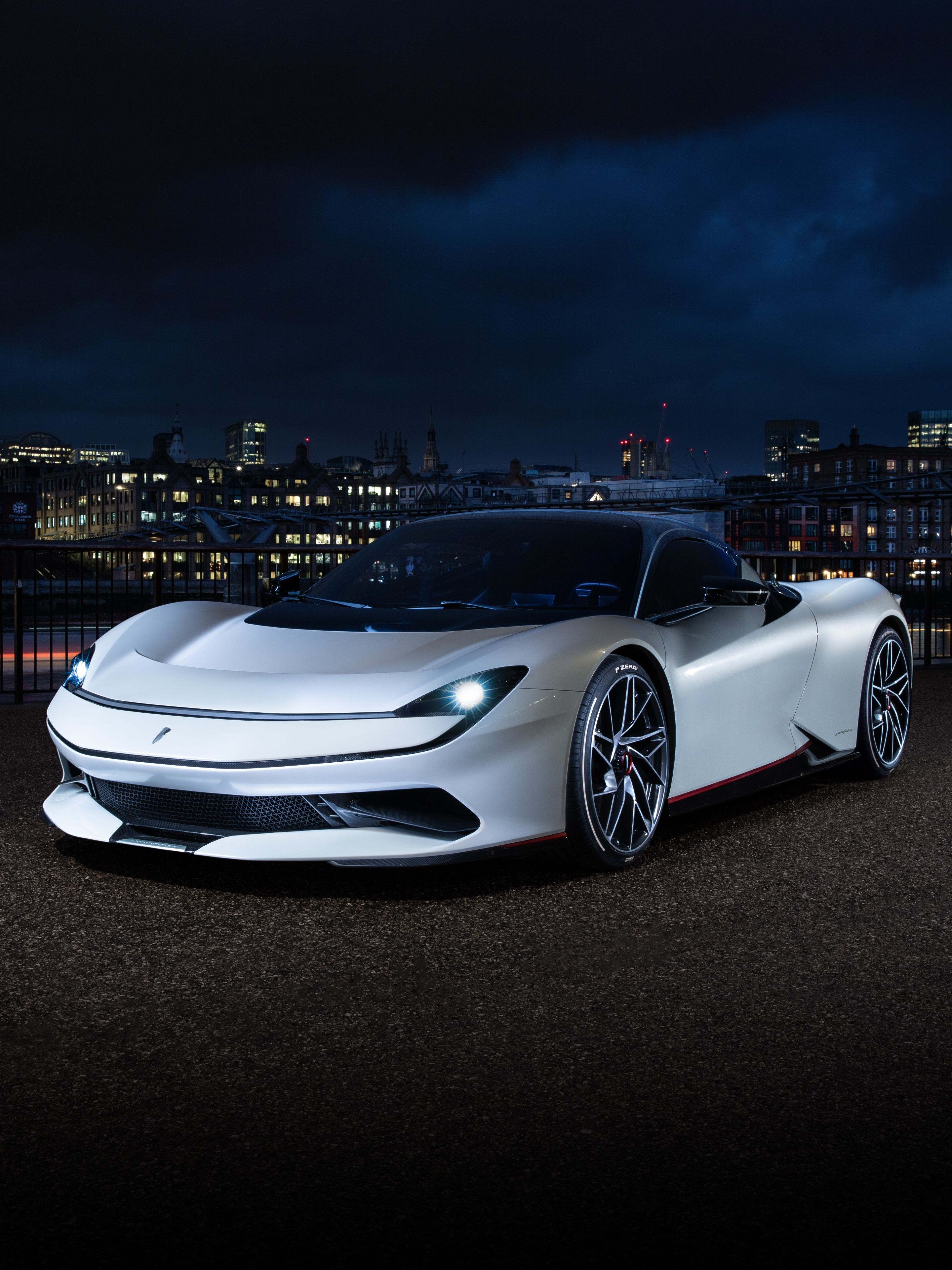 Pininfarina Battista New Supercar On The Block The Man Super Cars Car In The World Electric Sports Car