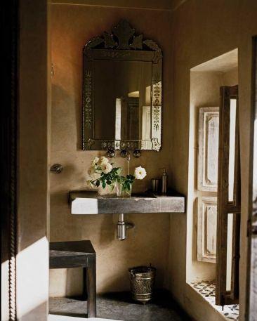 Awesome Salle De Bain Marocaine Deco Contemporary - Nettizen.us ...