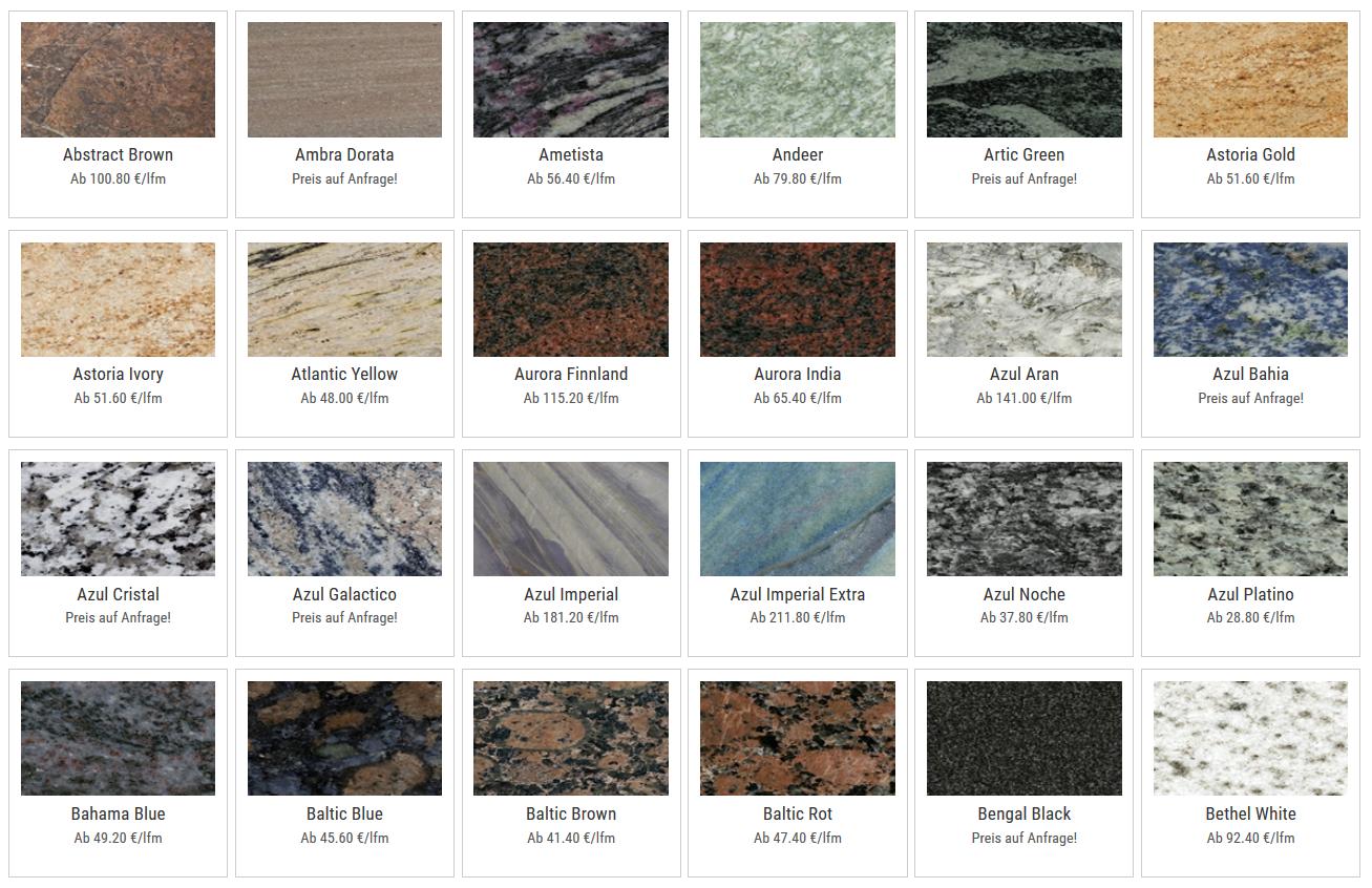 Hier finden Sie die besten Angebote an #Granit Preise. http://www ...