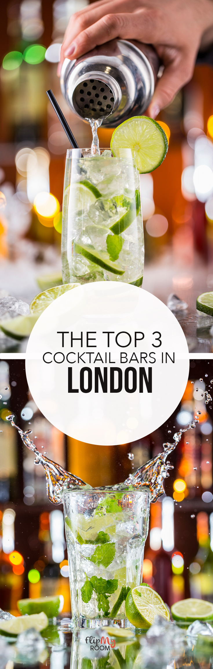 The Top 3 Cocktail Bars in London | London bars, Foodie ...