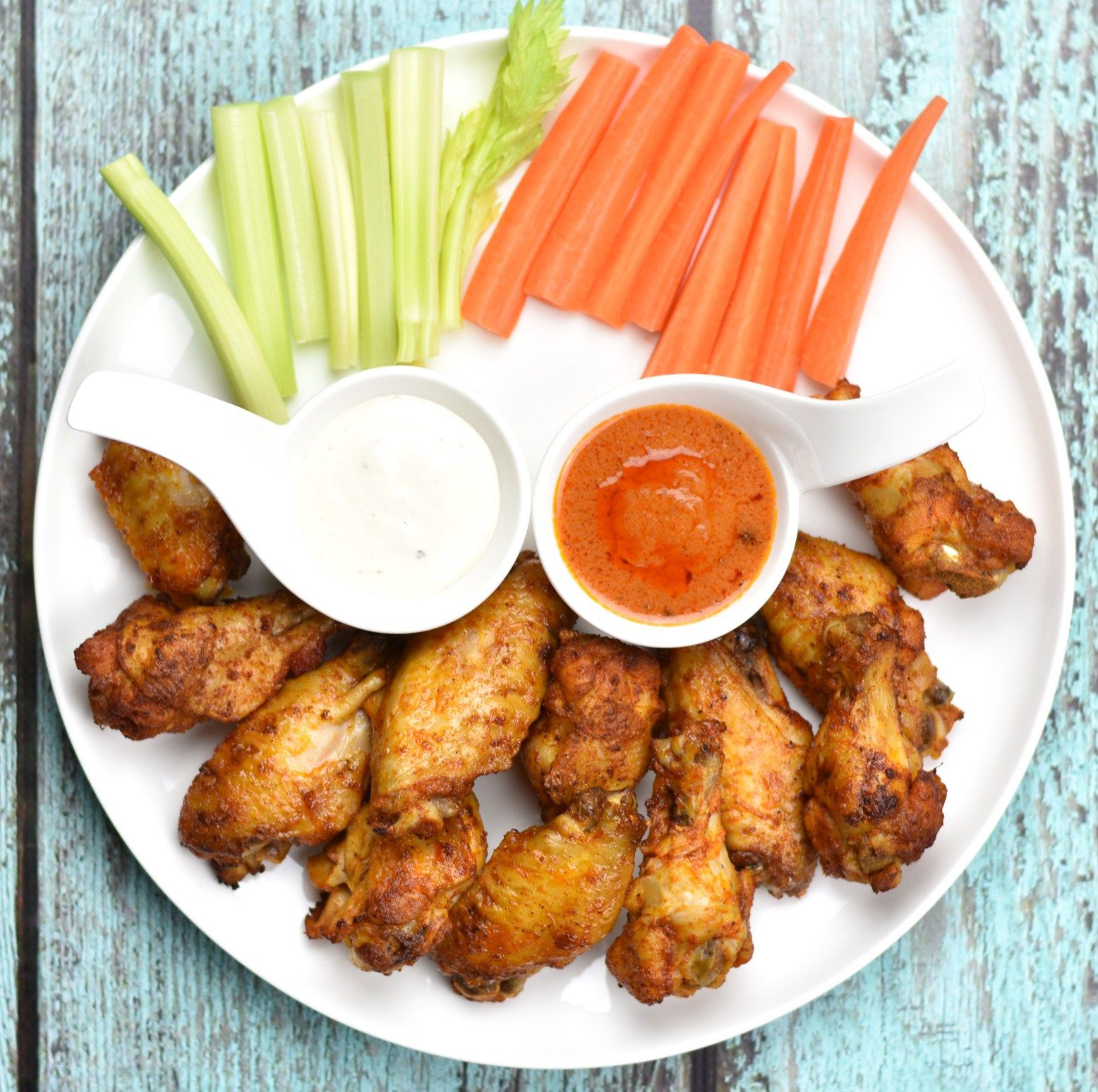 Buffalo Chicken Wings: Instant Pot Vs. Oven