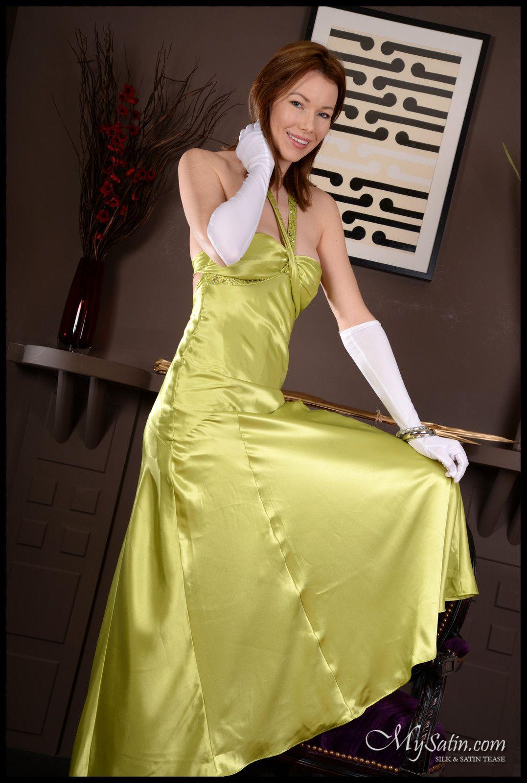 My Satin Nightgown