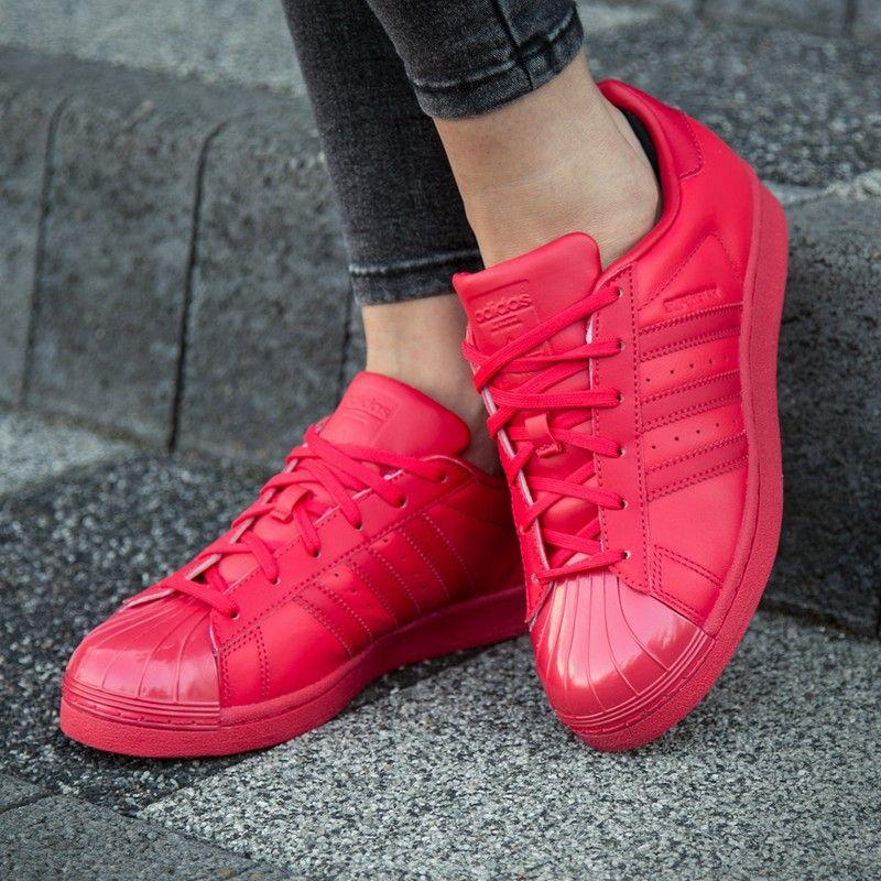 Buty Adidas Superstar Glossy Toe W Adidas Superstar Platform Sneakers Sneakers