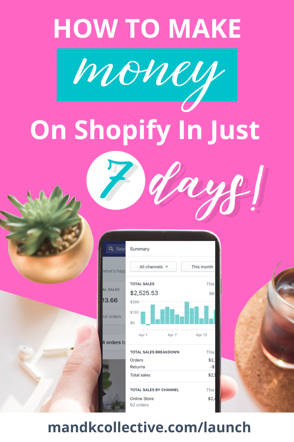 How to Start a Shopify Store (Even if you're a total beginner)
