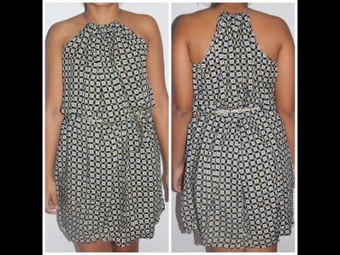 Quero transformar meu vestido de festa. Customização de