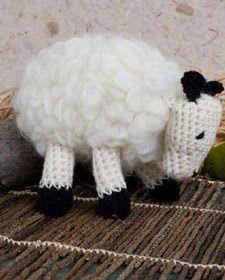 2000 Free Amigurumi Patterns: Sheep