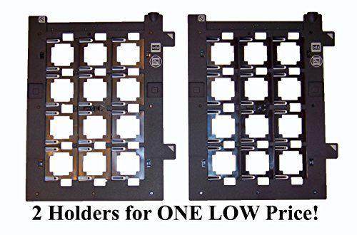Epson Perfection V700 - Bundle - 2 Slide Holders Or Film Guides 2 Units!!!