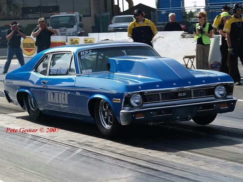 Ross Stomp Chevy Nova Www Facebook Com Outlawarchives Promod