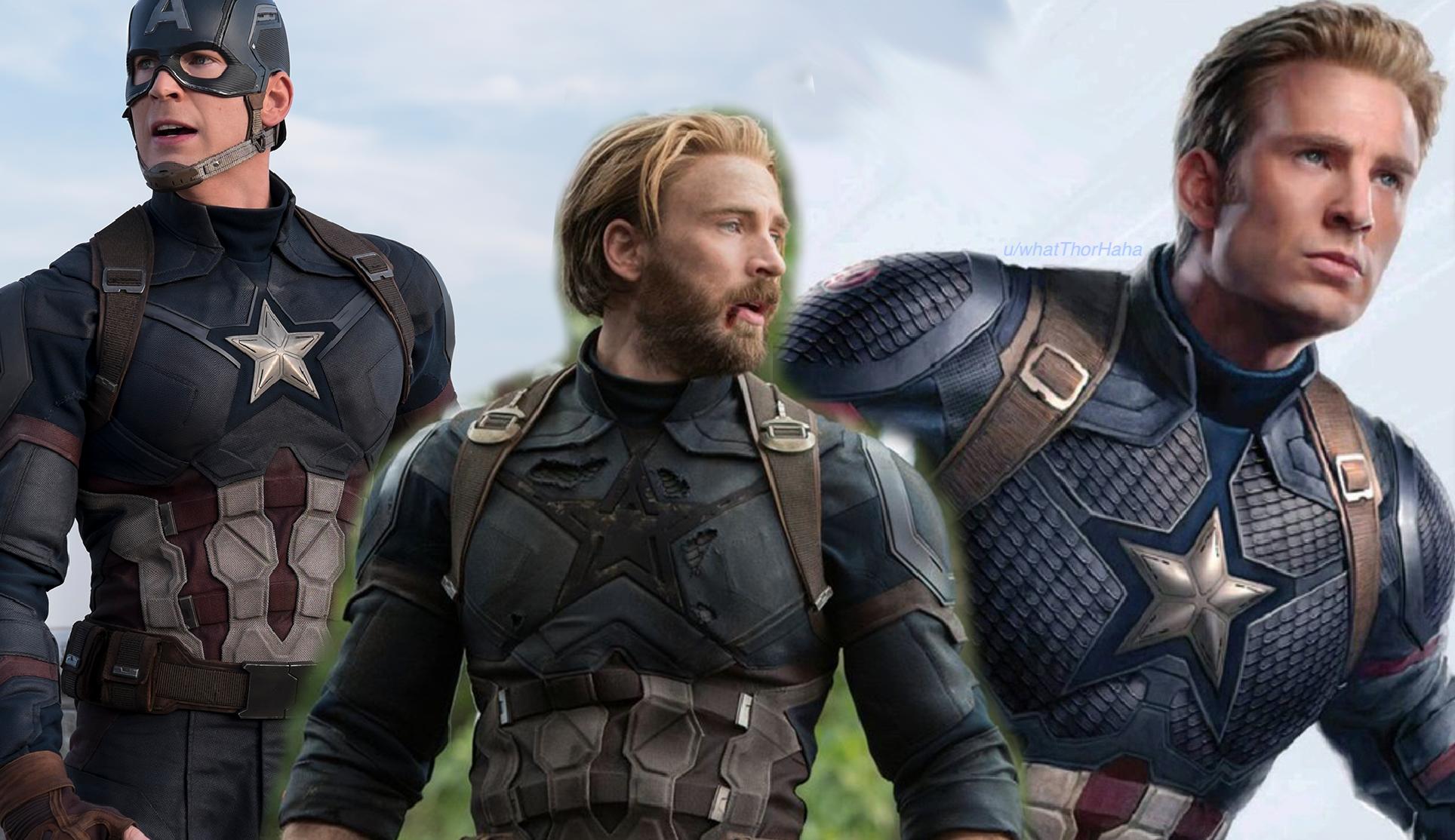 Steve Rogers Civil War To Avengers 4 Steve Rogers Civil War Chris Evans Captain America Captain America And Bucky