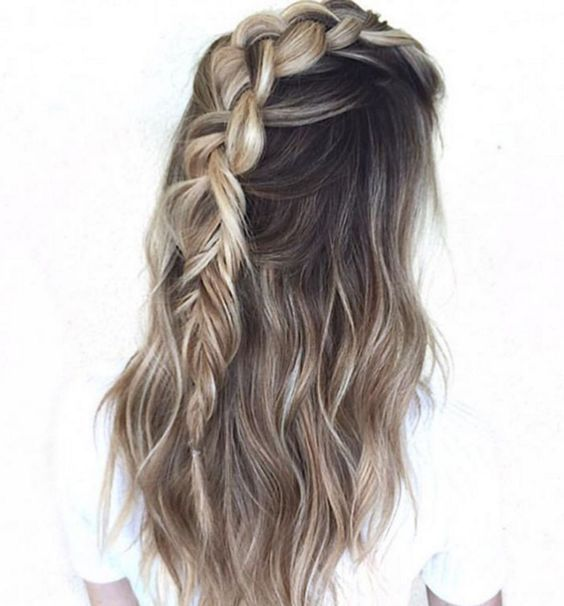 Charming 35 Simple U0026 Easy Daily Hairstyles For Long Hair Beauties