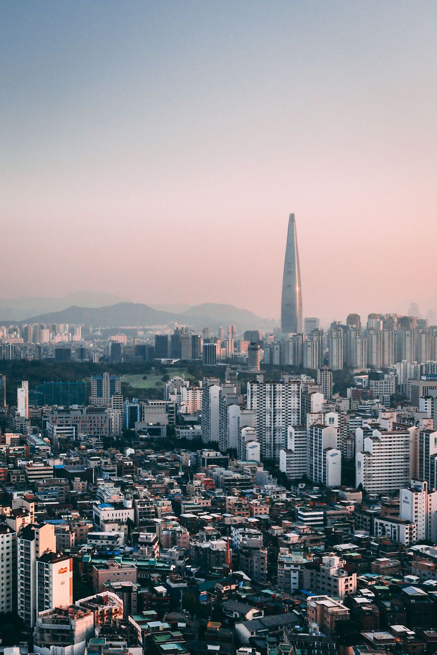 I Have Been Living In Seoul, South Korea For The Past