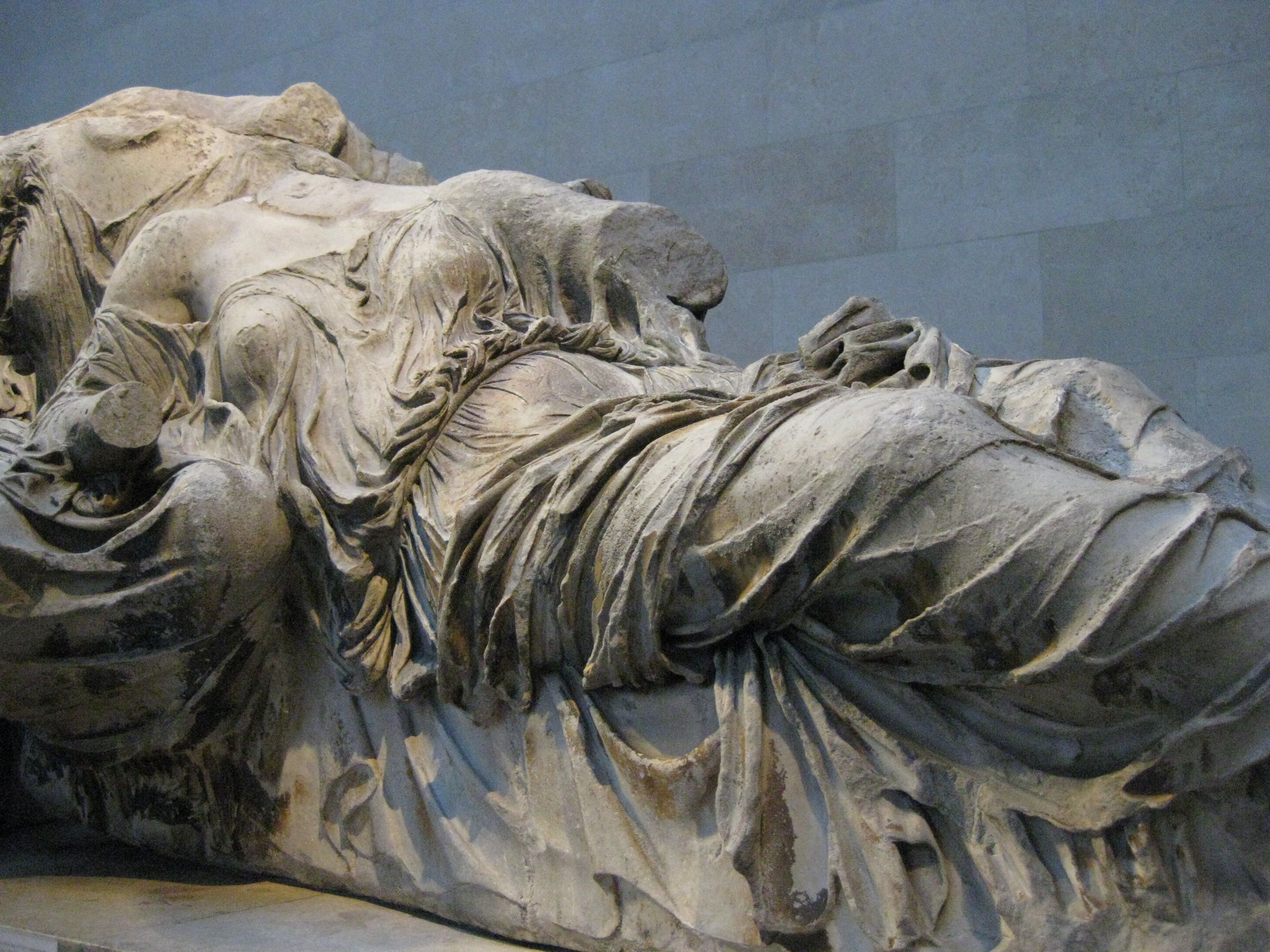 Wet Drapery Detail From The Elgin Marbles Currently In The British Museum Still Attracting Controversy Hellenistic Art Ancient Greek Art Elgin Marbles
