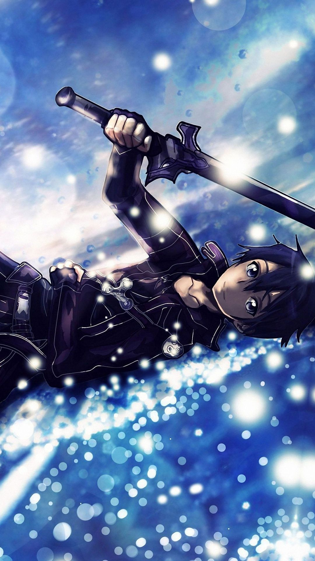 Kirito iPhone Wallpaper Sword art online wallpaper