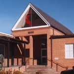 Main entrance to Fishersville United Methodist Church, where I served as Senior Pastor from 1994-2004.