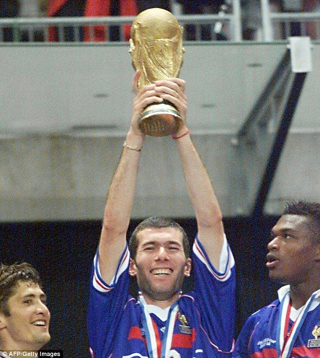 What Happened To France S World Cup Winning Players From 1998 Coupe Du Monde Coupe Du Monde 2018 Coupe Du Monde 1998