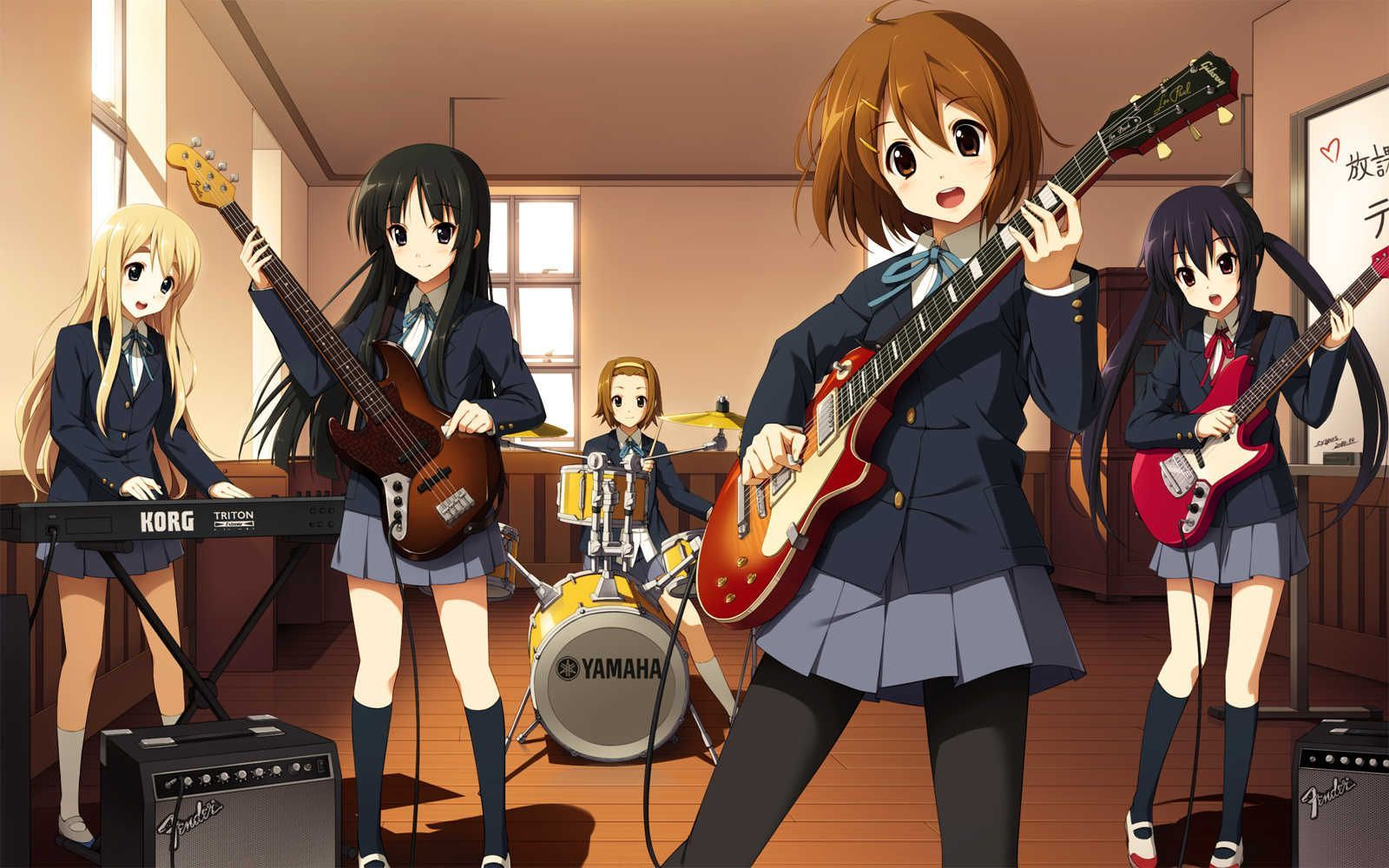anime music images k - photo #14