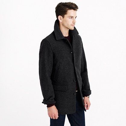 Slim university coat with Thinsulate® : Extended | J.Crew