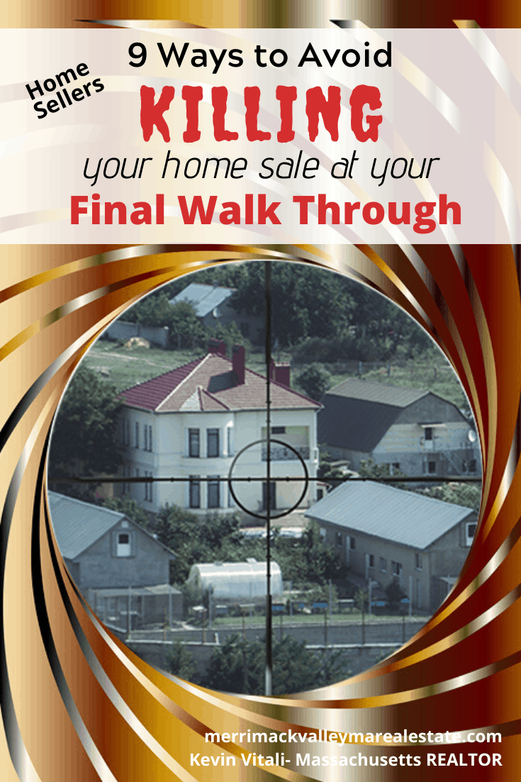 Avoid Final Walk Through Issues In 2020 Home Selling Tips Selling House Real Estate Tips