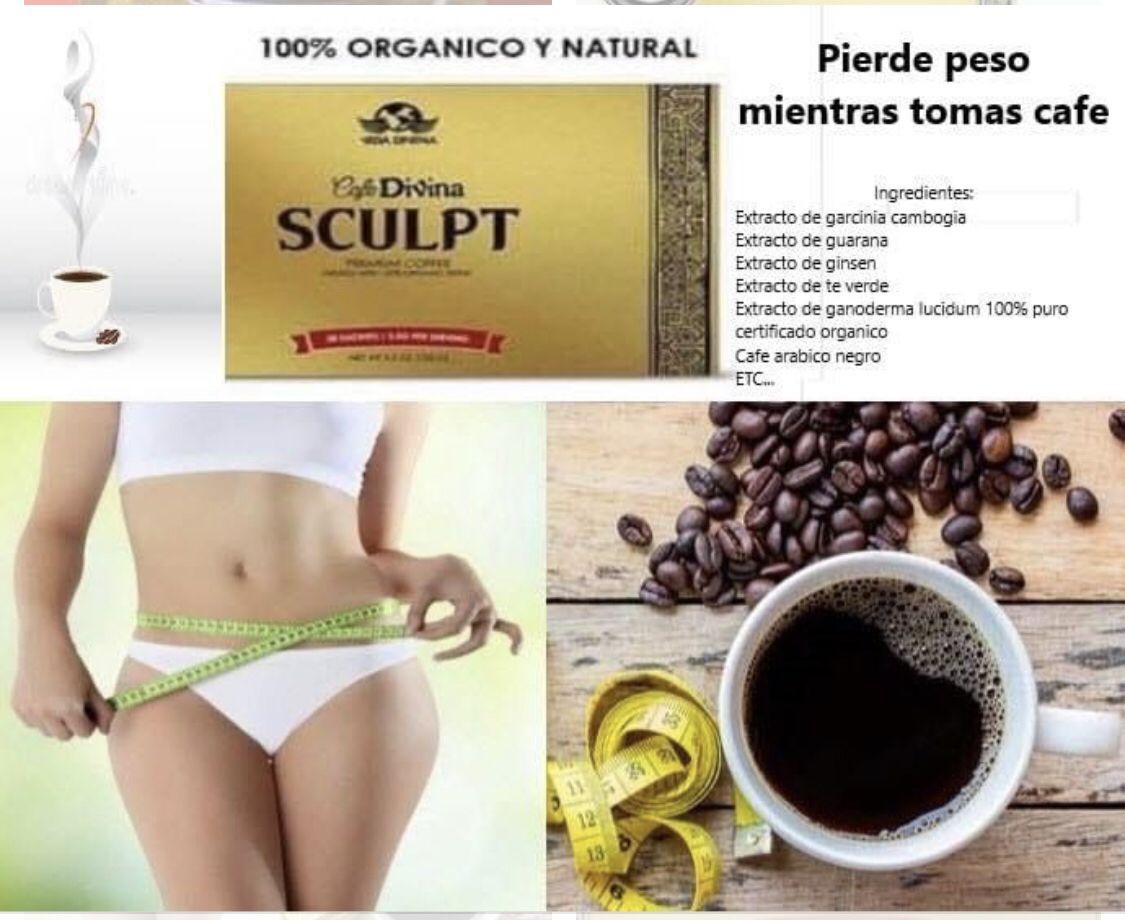 pierde cafea grasă