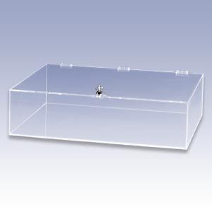 1463 Acrylic Counter Display Jewelry Displays Cases