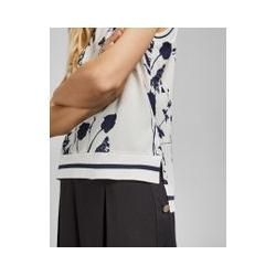 Photo of Ärmelloses Strickoberteil Mit Bluebell-print Ted Baker