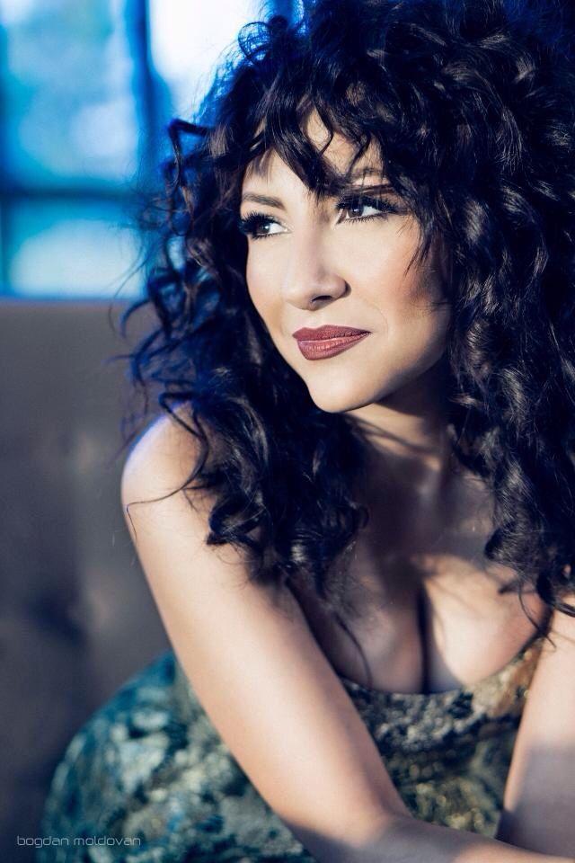 "Andra Maruta from ""AndraMusic"" FB page. Romanian Singer (Ma'Idol)"