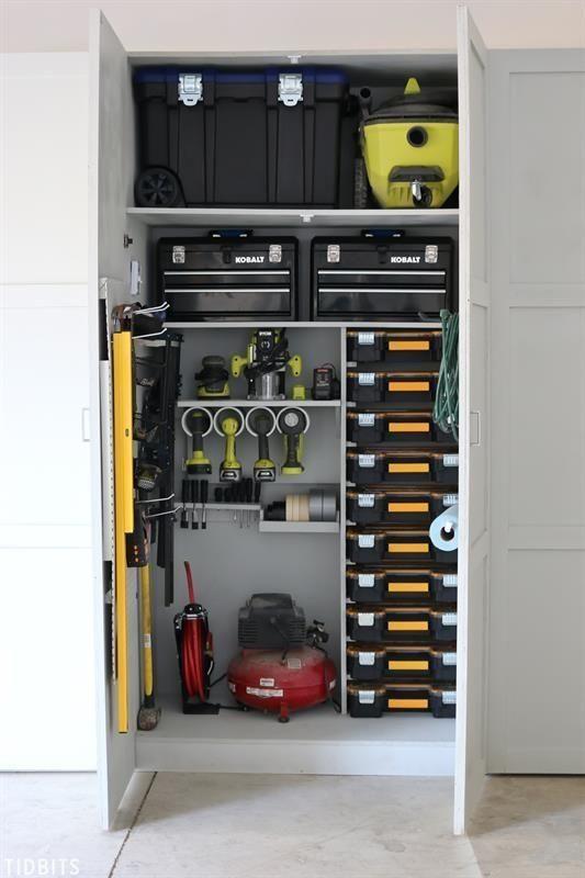 49 Relaxing Diy Garage Storage Organization Ideas Garage Ontwerp