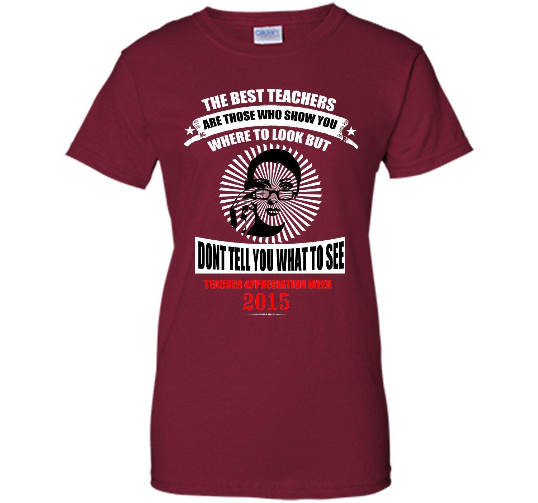 The Best Teacher T-Shirt