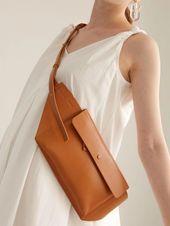 Photo of Hugging Bag Camel  Hugging Bag Black   W Concept    This image has get 4 repins….